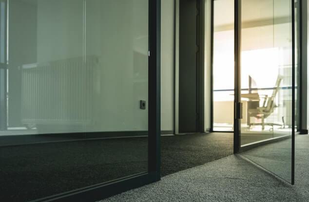Carpete para escritório